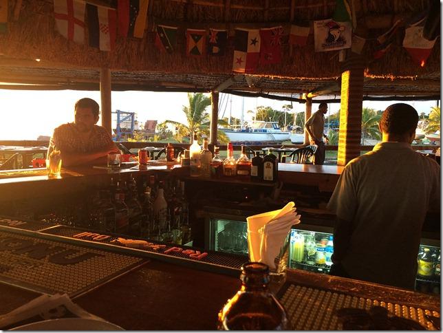 Sunset bar naplementekor 0526